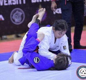 การแข่งขันยูยิตสูชิงแชมป์แห่งประเทศไทย 2020